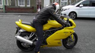 6. Ducati 900ss i.e. (1998)