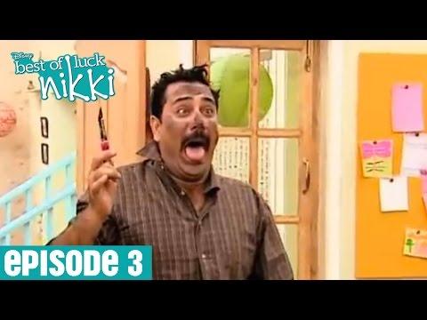 Best Of Luck Nikki   Season 1 Episode 3   Disney India Official