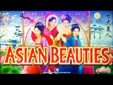 Asian Beauties slot machine, DBG