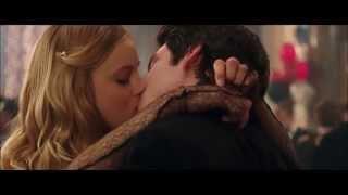 Vampire Academy - Christian and Lissa kisses