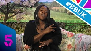 DIARY ROOM EXCLUSIVE: Deborah teaches Big Brother how to twerk... Just arch your back and go for it!