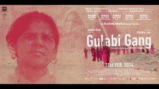 Nonton Gulabi Gang   The Documentary   Official Theatrical Trailer Film Subtitle Indonesia Streaming Movie Download