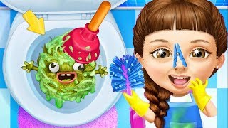 Sweet Baby Girl Cleanup 5 - Messy House Makeover Kids Game - Fun Cleaning Games For Girls
