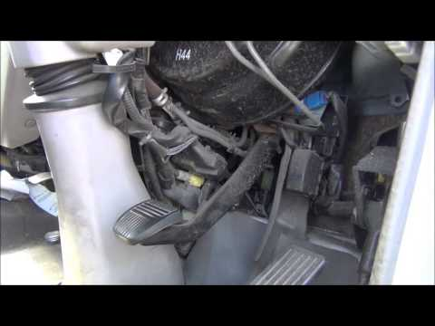 Hino Truck, Brake/Clutch problem, Possible lack of Vacuum??