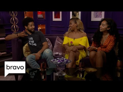 Kandi Koated Nights: Jussie Smollett Shares How He Hooked Up With Fan (Season 1, Episode 3) | Bravo