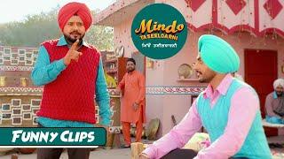 Mindo Taseeldarni | Funny Clip | Karamjit Anmol | Kavita Kaushik | Rajvir Jawanda | Isha Rikhi