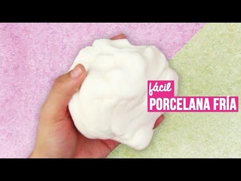 porcelana fria - Te enseño cómo hacer porcelana fría (pasta francesa) casera. Esta es la receta que más me ha gustado después de intentar varias, espero que te guste tanto co...