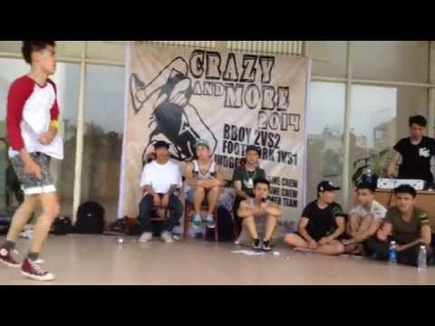 Crazy & More ll prelim ll Thanh Xuân Trung Bắc vs