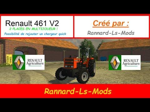 Renault 461 v2.0