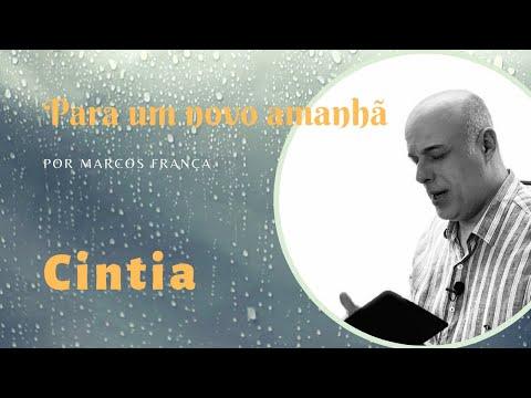 Para um novo amanhã - Marcos França - Poema - Em cada dia - Cintia Barreto