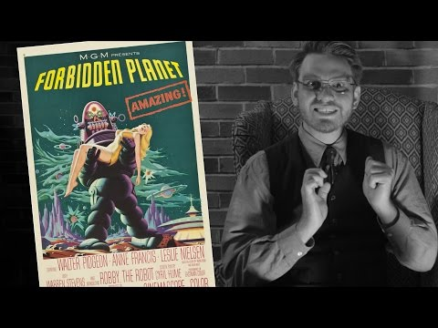 Forbidden Planet (1956) Review
