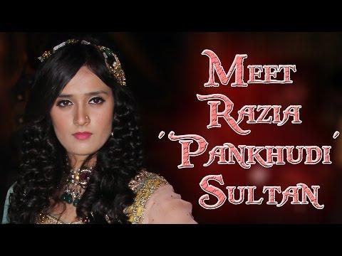 Meet Razia 'Pankhudi' Sultan