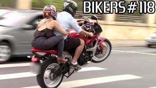 Video BIKERS #118 - Superbikes on the STREETS! Wheelies Burnouts & LOUD sounds! MP3, 3GP, MP4, WEBM, AVI, FLV Juni 2019
