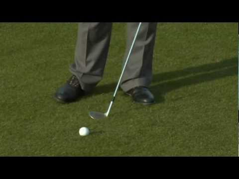 Pitching Drill To Avoid Fat, Thin Shots