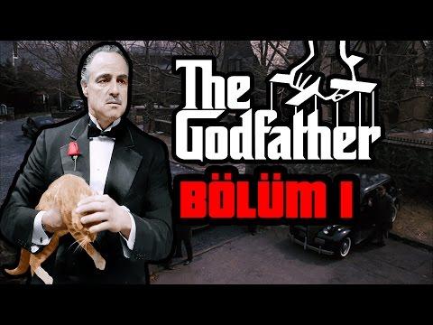 The Godfather Bölüm 1- Baba