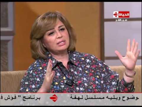 """شاهد- الهام شاهين: لهذه الأسباب تخوفت من """"ليالي الحلمية6"""""""