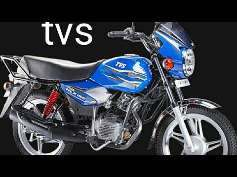 ريفيو موتوسيكل tvs (تى فى إس)الهندى مميزات وعيوب  بالتفصيل الممل