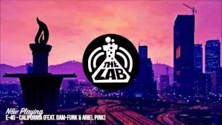 E-40 ft. Dam Funk, Ariel Pink - California