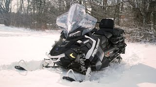 3. Full REVIEW: 2018 800 Polaris Titan Adventure 155
