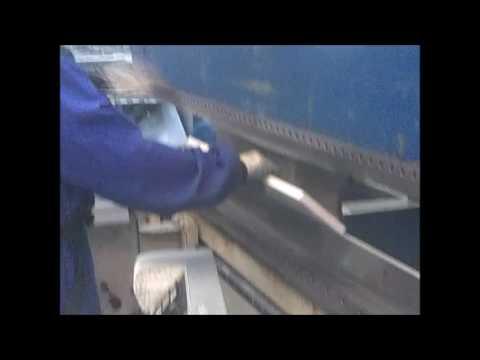 Prasa krawędziowa hydrauliczna CNC TRUMPF TrumaBend V85S 2005