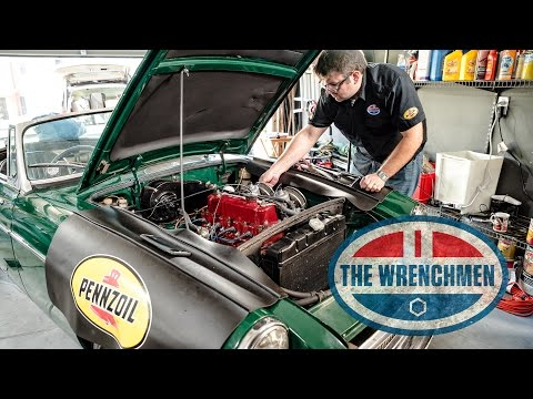 The Wrenchmen   David and Jocelyn's 1970 MGB - Episode 2