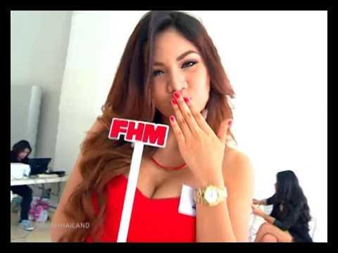 บรรยากาศออดิชั่น FHM GND 2014 by 138.com มาทำความรู้จักสาวๆกัน (видео)