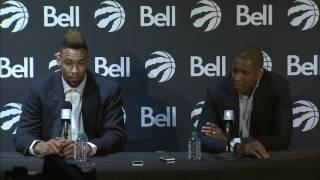 Gotta See It: Ujiri introduces Jared Sullinger by Sportsnet Canada