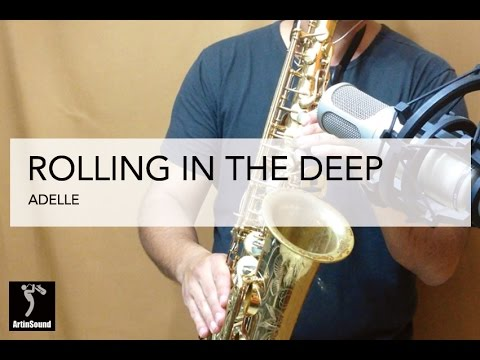 Rolling in The Deep - Adelle (видео)