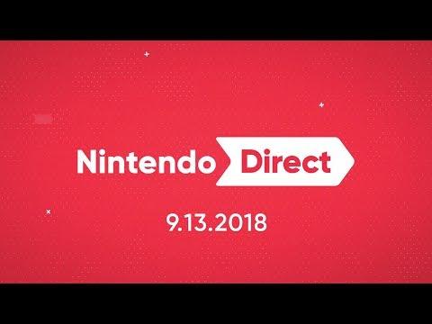 Nintendo Direct 9.13.18 Full Reaction