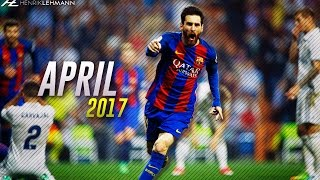 "All 8 goals, 2 assists as well as some fantastic dribbling skills by Leo Messi for FC Barcelona in April 2016/17. Enjoy!Click ""Show more"" to see the music and more!● Edited and produced by: Henrik Lehmann    Twitter: https://twitter.com/henriklehmannn● Arabic speaking? Check out FCB World:    Facebook: https://www.facebook.com/Forca.Barcelona    Twitter: https://twitter.com/FCBW_A7♫ Music: Nurko - Let Me Go (feat. Alina Renae)● Clips from: SH10Comps. IramMessi TVThank you for watching! Please leave a like if you enjoyed and if you didn't, leave a dislike and tell me what I can do better. I'm always thankful for constructive critisism! Subscribe to my channel to watch my latest videos as they come out.""Copyright Disclaimer Under Section 107 of the Copyright Act 1976, allowance is made for ""fair use"" for purposes such as criticism, comment, news reporting, teaching, scholarship, and research. Fair use is a use permitted by copyright statute that might otherwise be infringing. Non-profit, educational or personal use tips the balance in favor of fair use."""