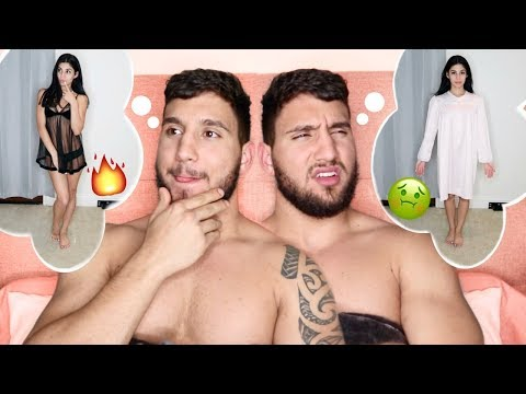 SURPRISING HUSBAND WITH SEXY LINGERIE PRANK!