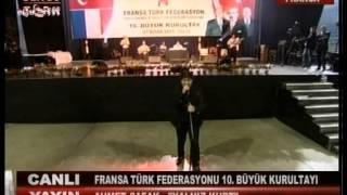 Ahmet Şafak - Yalnız Kurt { Fransa Konseri } 07.04.2012