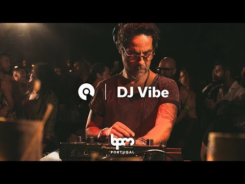 DJ Vibe @ The BPM Festival Portugal 2018 (BE-AT.TV)