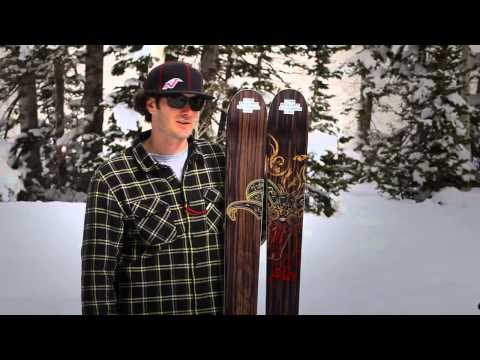 2014 Nordica El Capo Ski Overview