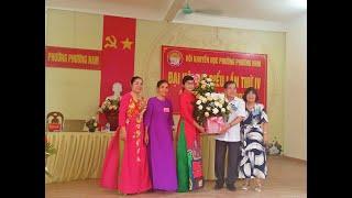 Đại hội đại biểu Hội Khuyến học phường Phương Nam lần thứ IV