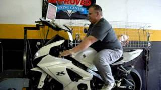 10. AMR SUPERBIKES DYNO VIDEO Winchester's GSXR 1000