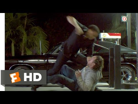The Perfect Guy (2015) - A Jealous Attack Scene (2/10) | Movieclips