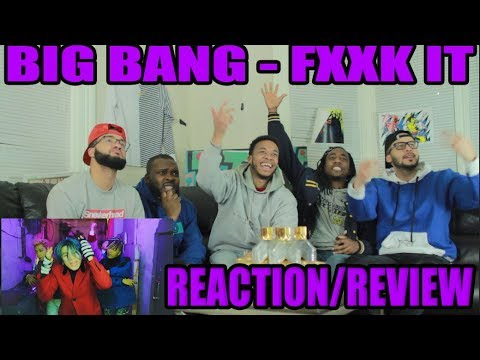 Video BIGBANG - '에라 모르겠다(FXXK IT)' M/V REACTION/REVIEW download in MP3, 3GP, MP4, WEBM, AVI, FLV January 2017