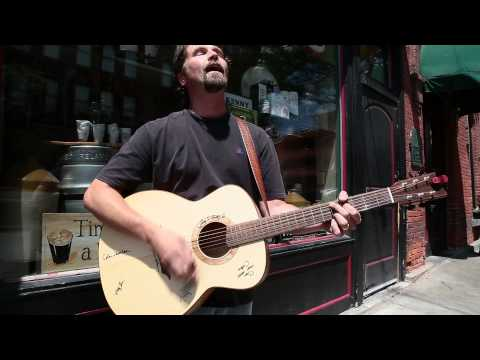 Tim Burns performs Same But Different