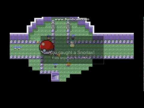 Pokemon Tower Defense How To Get Snorlax (Read Description)
