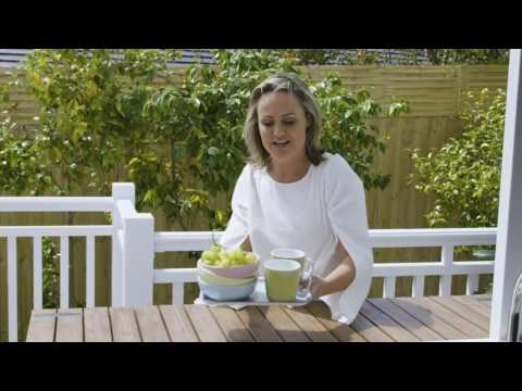 Super AMart Outdoor Breakfast Deck | The Home Team S3 E29