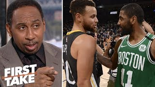 Stephen A. lists the ways Celtics could 'screw up' dethroning the Warriors   First Take
