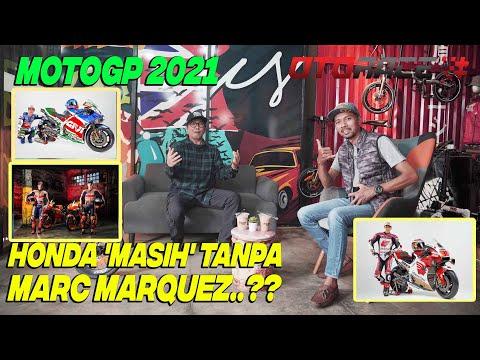MotoGP 2021 - Kekuatan Honda Tanpa Marc Marquez, Siapa Terkuat?