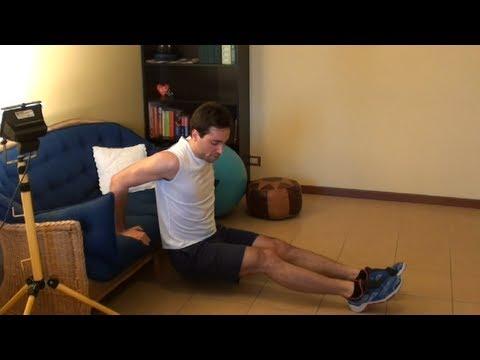 Esercizi gambe, addome e pettorale - Programma di allenamento palestra in casa | di Informaincasa.it