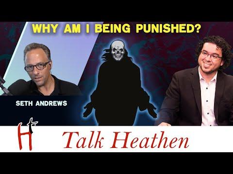 "Christian Wife Asks ""Why Am I Being Punished?""   Johnathan-(UK)   Talk Heathen 04.48"