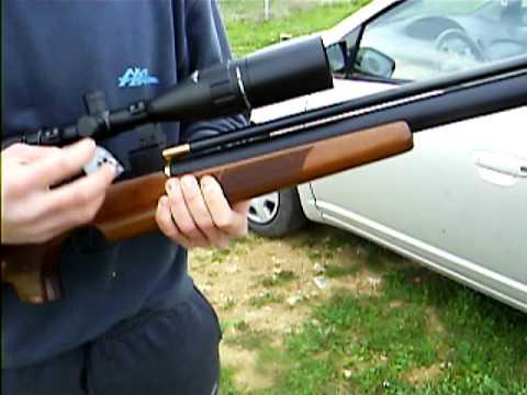 0 PCP винтовка FX T12 FT   Красота и точность