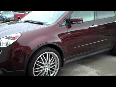 subaru tribeca on 22 inch rims