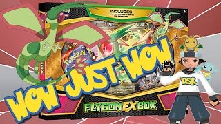 DA BEST FLYGON EX BOX OPENING!!!! by Demon SnowKing