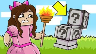 Minecraft: BATHROOM LUCKY BLOCK MOD! (TOILET, PLUNGERS, & MORE!) Mod Showcase