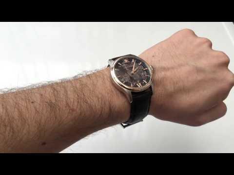 Thomas Earnshaw Bauer Shadow Watch Review